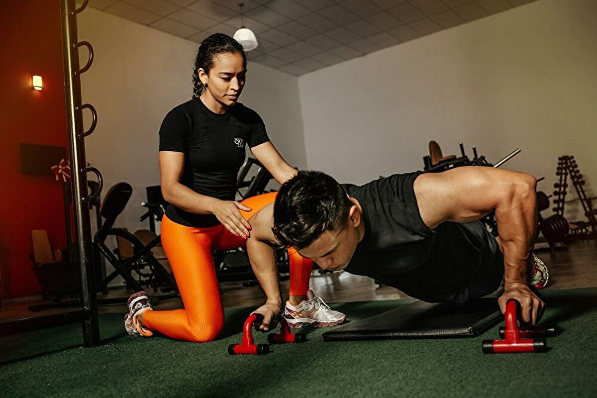 筋トレで効率良く身体を変化させる方法:パーソナルトレーニングジム