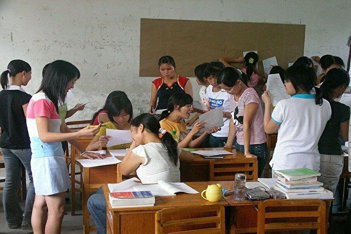 教員は不人気。教員になりたくないのは当然
