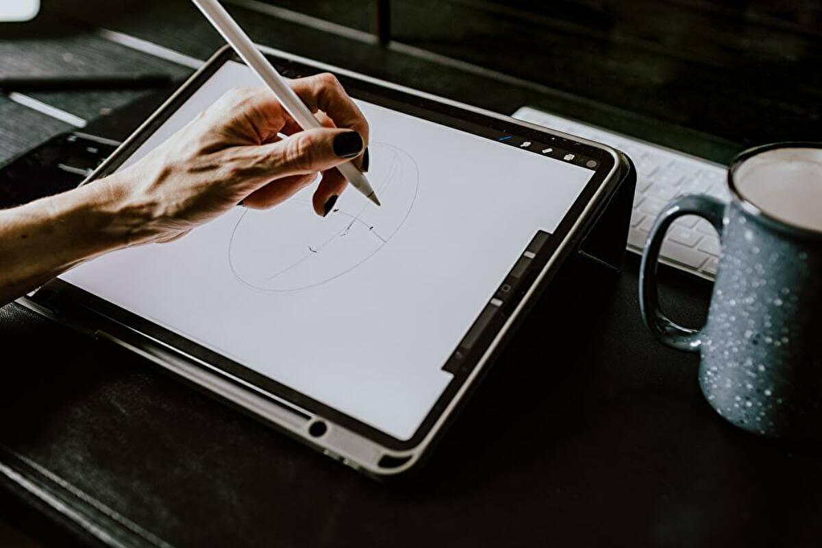 タブレットおすすめの活用方法②手書きで資料作り
