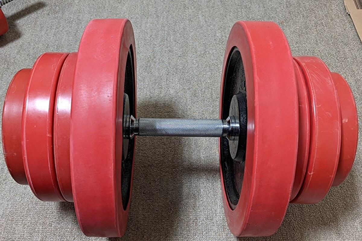 【家トレ用】おすすめダンベル3選をレベル別に解説【おすすめは30kg】