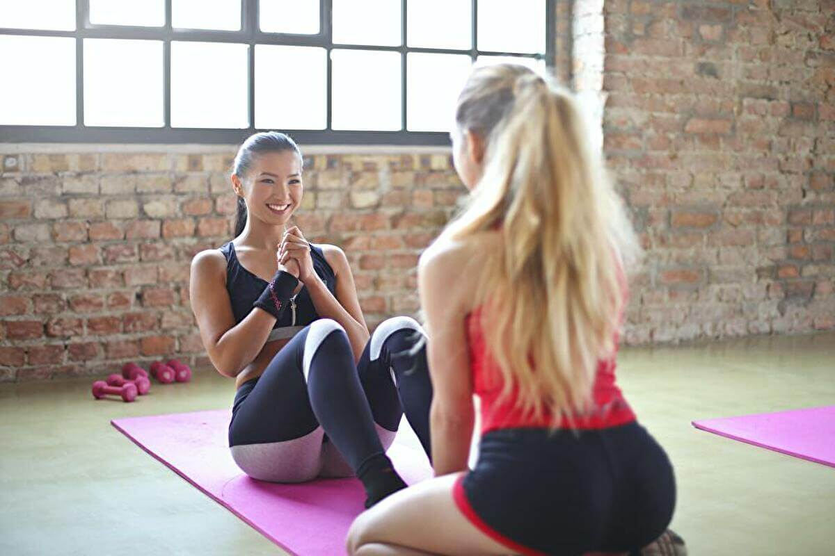 女性向け/筋トレでメンタル強くする方法ガチ筋トレは不要