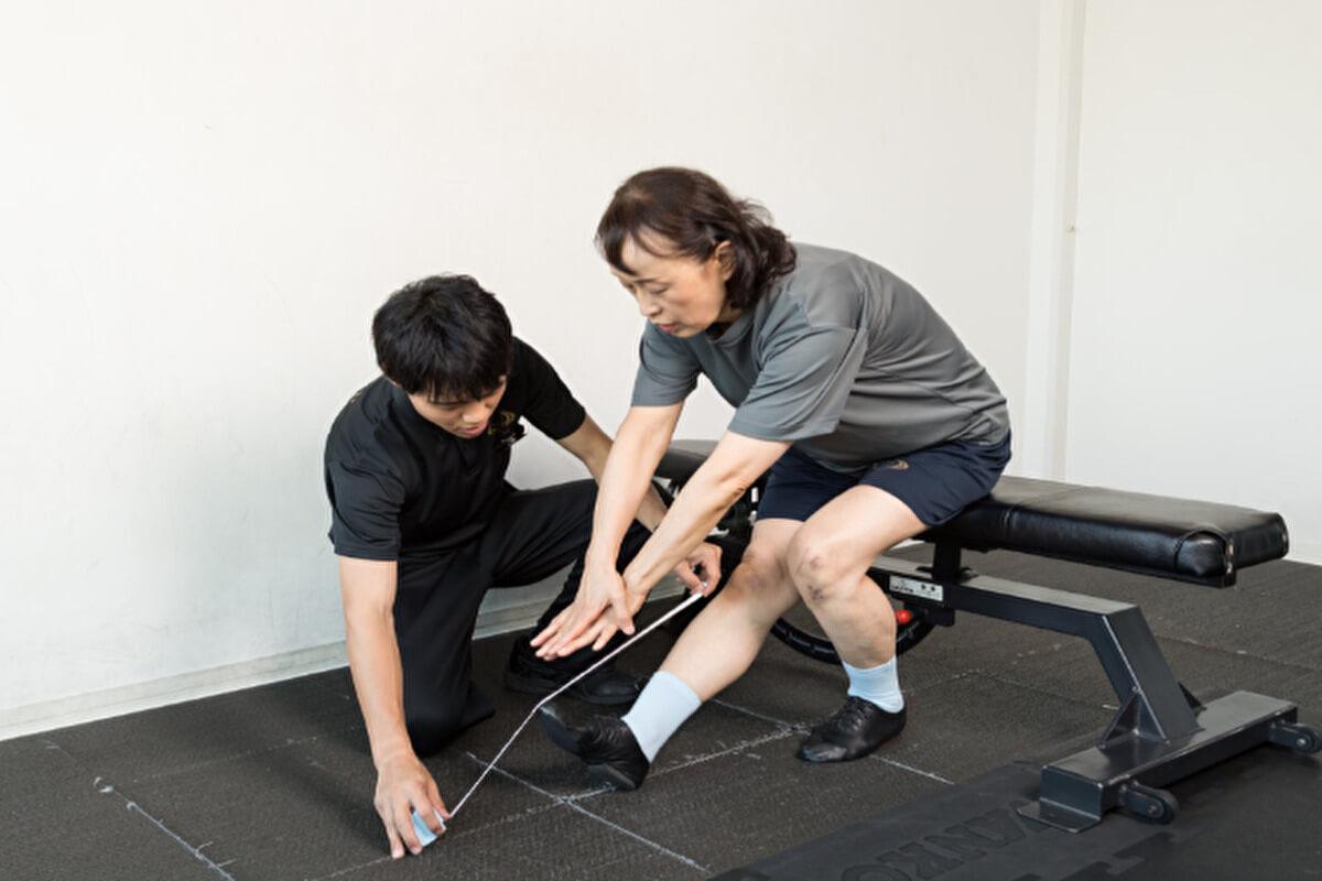 ライザップなら60代・70代からの「シニアプログラム」で体力年齢UP