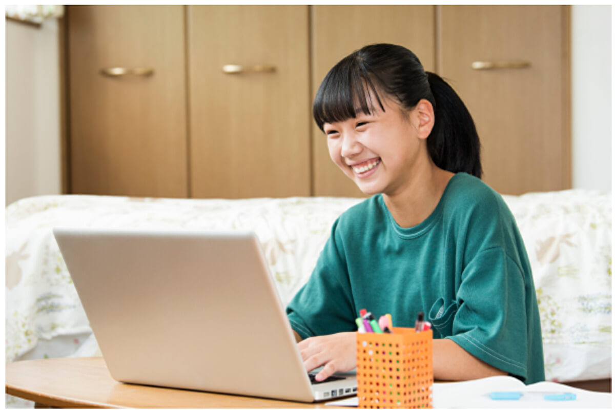 オンライン家庭教師e-Liveに向いている人